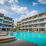 Akasha Beach Hotel & Spa - General View