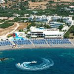Sunshine Crete Beach - Aerial View