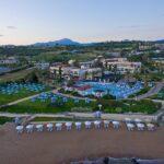 Creta Royal Hotel - Aerial View