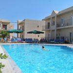 Creta Verano Hotel - Pool Area
