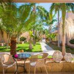 Danaides Apartments - Garden