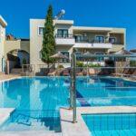 Dias Luxury Hotel & Apts - Pool Area