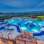 Elounda Water Park Residence Hotel - Pool View