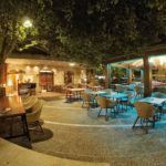 Kyma Suites Beach Hotel - Navy Blend Bar Restaurant