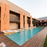 Pilot Amphora Boutique Hotel - Pool Area