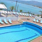 Thisvi Hotel - Pool Area