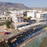 Zorbas Hotel - Beach
